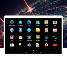 10″ BMXC GPS Android Tablet PC 32GB Storage – Android 7.0 Nougat Bluetooth 4.0 FM tablets 1920*1200 IPS Screen