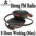 8 часов работы сильный FM радио 503 Bluetooth 4 0 гарнитура Мини 503 Спортивные Беспроводные наушники + 64 ГБ 32 ГБ 16 ГБ 8 ГБ TF карта