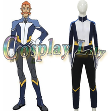 Voltron Coran Cosplay custom made(China)