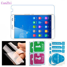 High Definition Protection Film For Huawei MediaPad X1 / Honor X1 7D-501U 7.0inch Tablet PC LCD Screen Protector 2Pcs original touch screen digitizer for huawei mediapad x1 7 0 honor x1 7d 501u touch panel glass white