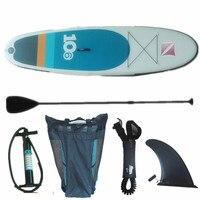 NEW 321*81*12 CM SUPER VOYAGE gonflable 10.6feet sup stand up paddle board gonflable planche de surf planche de surf gonfl