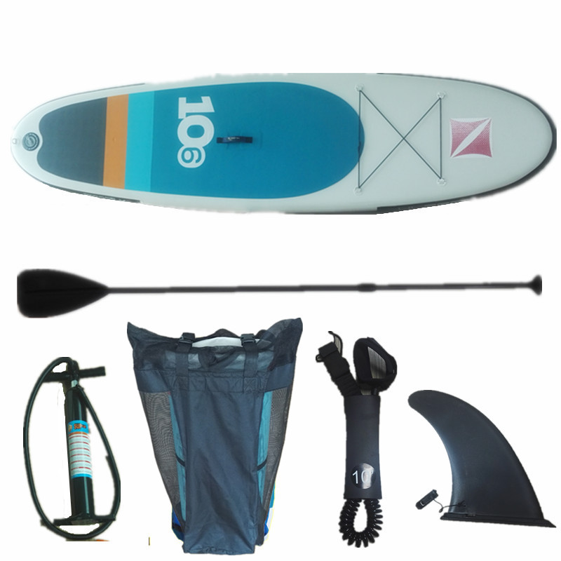 NOUVEAU 321*81*12 CM SUPER VOYAGE gonflable 10.6 pieds sup stand up paddle board gonflable planche de surf planche de surf gonfl
