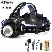 CREE XM-L XML T6 LED 1600 Lumens zoom Rechargeable Headlight LED Headlamp CREE + 2 x 18650 Battery / Charger sitemap 19 xml