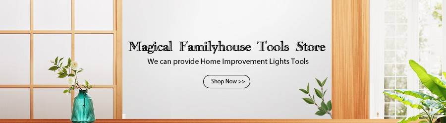 Magical Familyhouse Tools Store