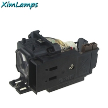 VT85LP For NEC VT490 VT491 VT580 VT590 VT595 VT695 VT495 CANON LV-7250 LV-7260 XimLamps Replacement Projector Lamp with Housing