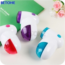 BEROHE New Qualified 2017 New Portable Electric Fuzz Pill Lint Fabric Remover Sweater Clothes Shaver Levert Dropship