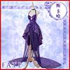 Oct Stock Anime Fate Grand Order FGO Scathach 2th Anniversary Dress Uniform Halloween Cosplay Costume