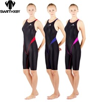 HXBY Girls One Piece Suits Women Competitive Swimming One Piece Suits Swimsuit Sharkskin Arena Swimwear Women