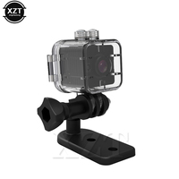 Free Ship High Quality SQ12 Waterproof Camera Sport Outdoor DV Voice Video Recorder Action Night Vision