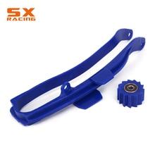 купить Chain Slider Swingarm Guide Lower Roller For YAMAHA WR250F WRF250 2015 2016 WR450F WRF450 2016 YZ250F 450F YZF 250 450 2009-2017 онлайн