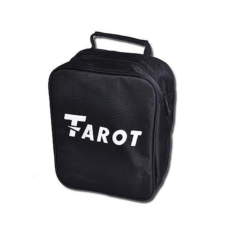 купить Tarot Handheld Remote Control Bag Handbag RC Transmitter Case TL2692 for Radiolink Helicopter Plane Quadcopter 23x10x27cm недорого