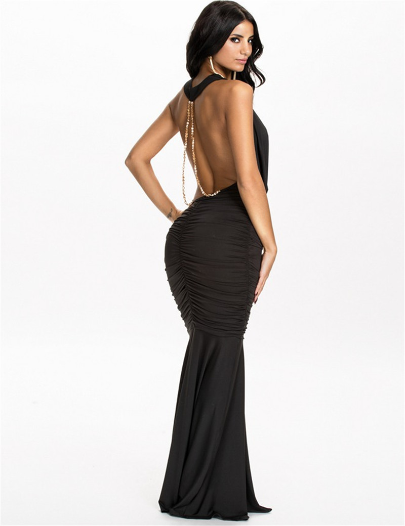 Rc70159 New Arrivals 2016 Sexy Backless Dresses Plus Size