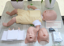 ISO Baby Airway Obstruction First Aid Model,Baby Airway Obstruction CPR Training Model,Baby First Aid Training Model