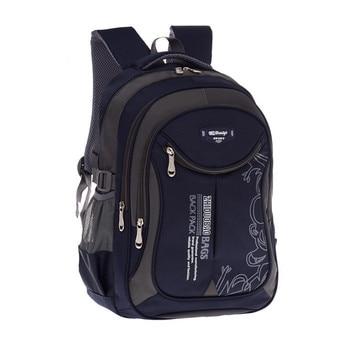 NEW Children School Bags For Girls Boys High Quality Children Backpack In Primary School Backpacks Mochila Infantil Zip