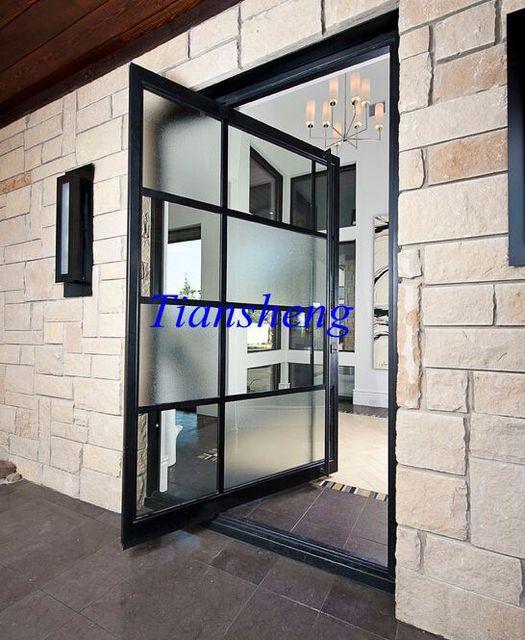 Bisagras puertas aluminio precio diseno de puertas de - Puerta de cristal precio ...