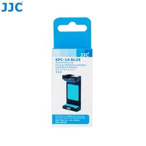 Image 5 - JJC Smart Phone Clip 56 105mm Adjustable Selfie Stick Phones Holder for iPhone/HUAWEI/MI/Samsung