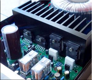 Image 4 - الانتهاء BA1 LM3886 2.1 قناة مضخم صوت مكبر كهربائي