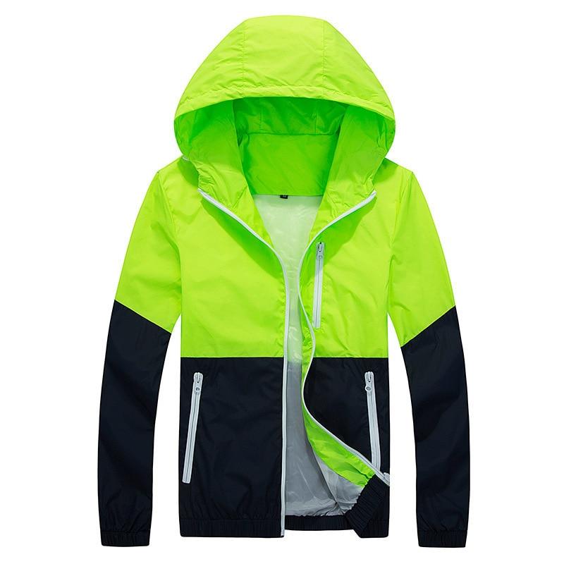 HTB1i44SX2vsK1Rjy0Fiq6zwtXXa8 FGKKS Men Jacket Windbreake Autumn Men's Fashion Jacket Hooded Casual Male Coat Thin Men's Jackets Sunscreen