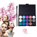 New arrival Natural 15 Colors Eye shadow Palette Comestic Makeup Palette Long Lasting Makeup Eyeshadow Palette For Women