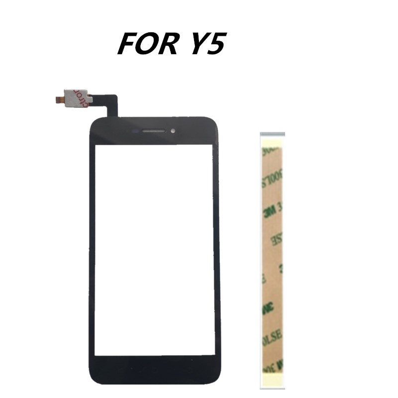5.0inch touch screen For TP-LINK Neffos Y5 TP802A touch Screen Glass sensor panel lens glass replacement for cell phone