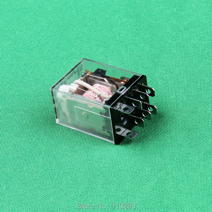 HHC68A 2Z power solid state relay module 10A 240VAC 28VDC relay ...