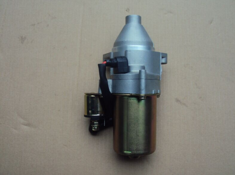 Фотография Fast Shipping Gasoline Engine 188F 190F GX340 GX390 starting motor starter motor air cooled suit for chinese brand