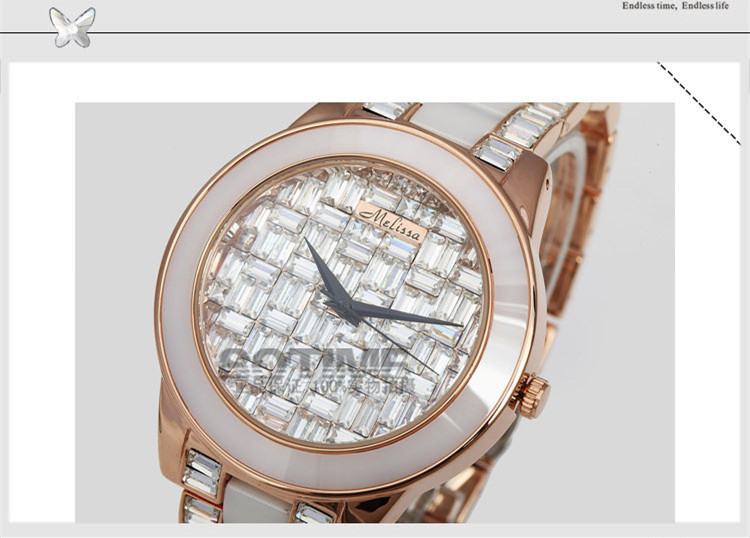Sparkly Luxury Zircon Women Dress Watches Quartz Elegant Ceramic Bracelet Wrist watch Fashion OL Analog Dress Clock Montre Femme fashion women watches women crystal stainless steel analog quartz wrist watch bracelet luxury brand female montre femme hotting