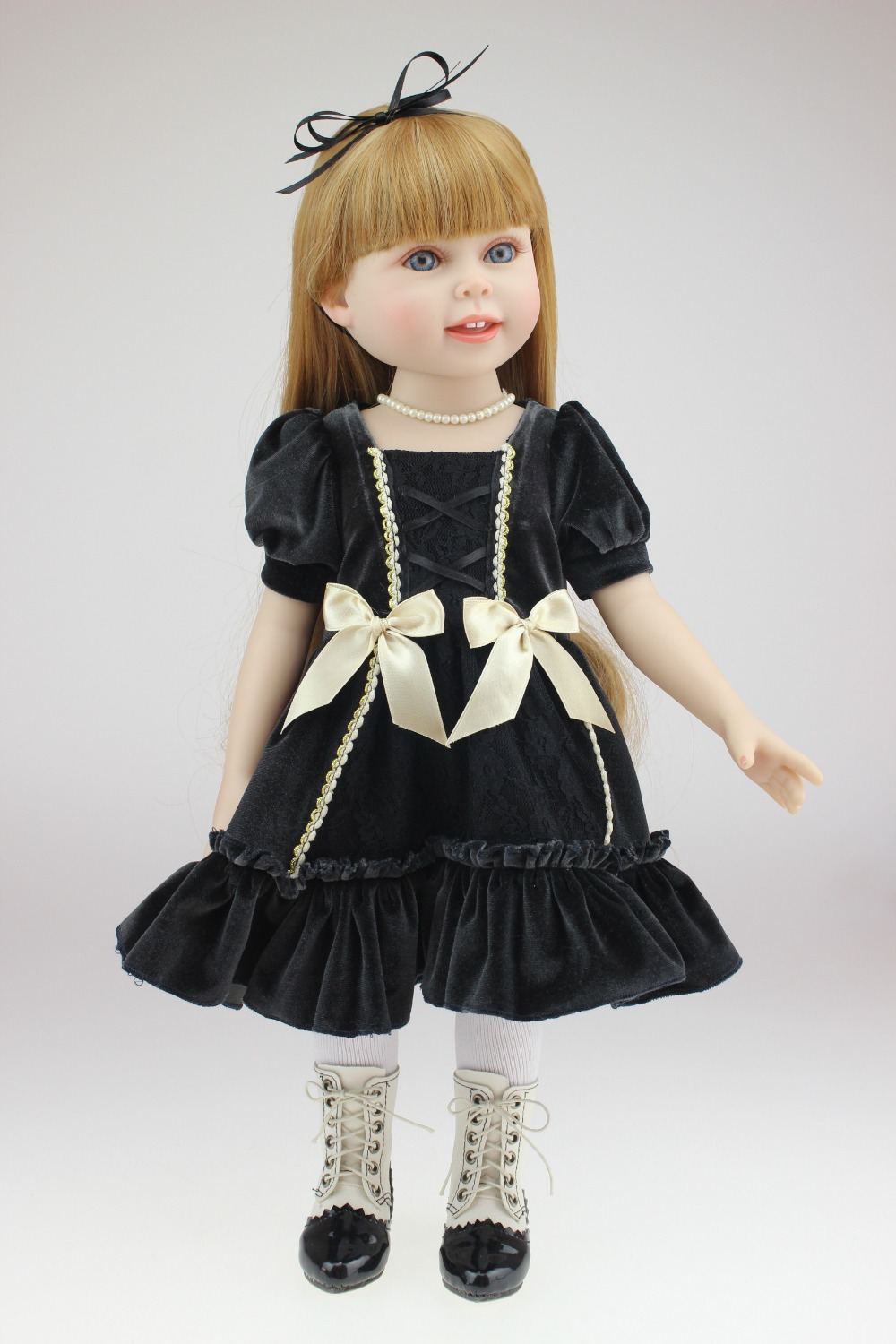 5481b33ea59 New design 18inches American girl doll Journey Girl Dollie  me fashion doll  New Year present great girl gift