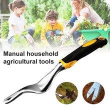 Ручной Культиватор пересадка садоводческий Бонсай инструменты для сада газон фермы XHC88