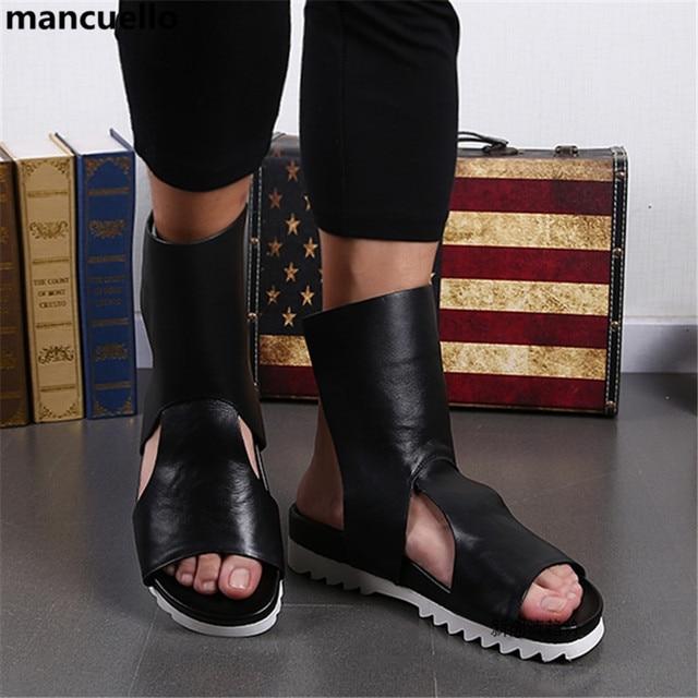 Plataforma Hombre simil Zapatos Sandalia CrocsImportadas rodBxeCW