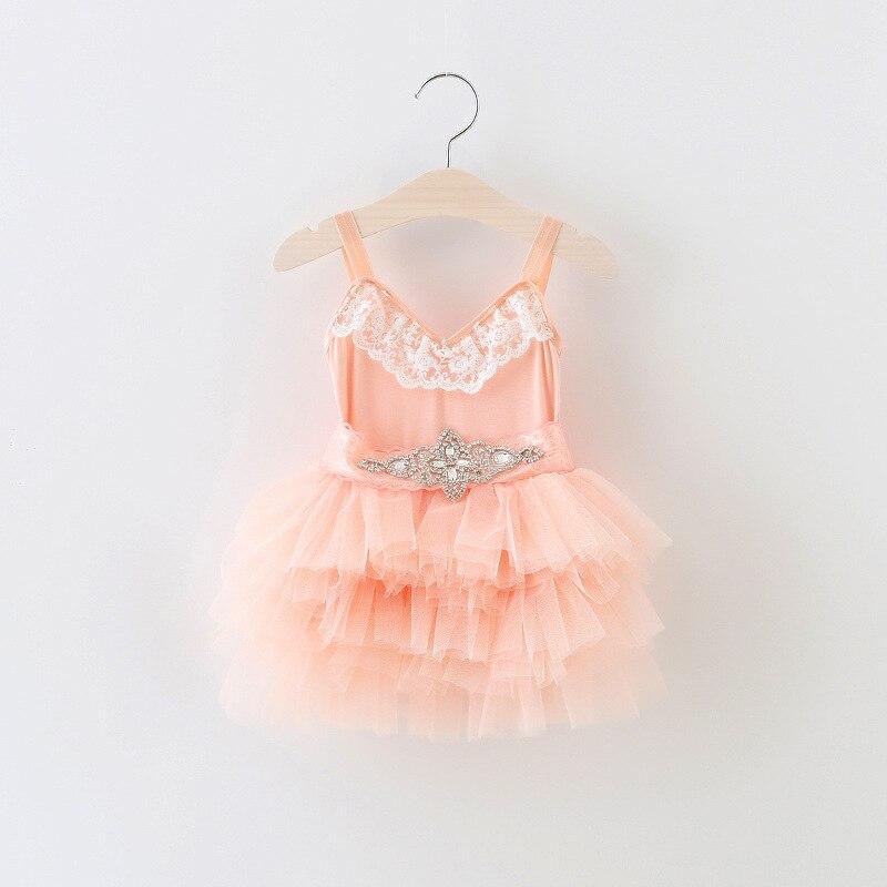 ФОТО 3colors,girls princess dress rhinestone lace belt pink sweet tulle tutu cake dress top quality girl party dresses