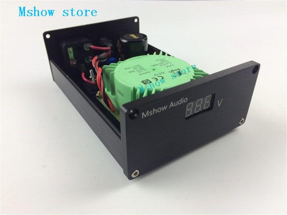 Mshow ハイファイオーディオリニア電源 LPS 出力 DC 5 用 SMSL M8A Xmos XU208 DAC または dc 9 SMSL 用 M8 DAC & 15VA または 25VA  グループ上の 家電製品 からの アンプ の中 2