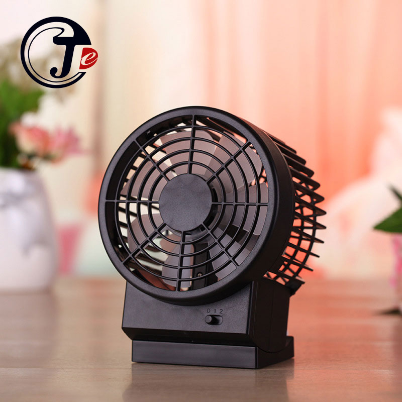 5 Inch Table USB Fan Mute Mini Fans for Home Office Portable Air Conditioner Air Conditioning Handheld Fan Cooling Ventilators new usb mini cooling fan portable air conditioner for cars office table water air conditioner ventilator