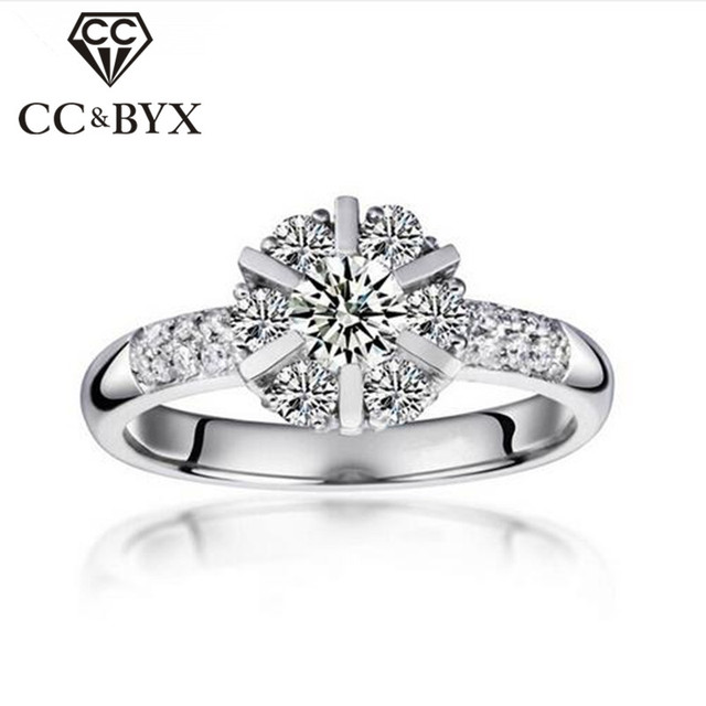 a93ceb175e High Quality Cheap Female Rings Engagement Rings for Women Vintage Wedding  Jewelry Lovers' Promise Rings CC033