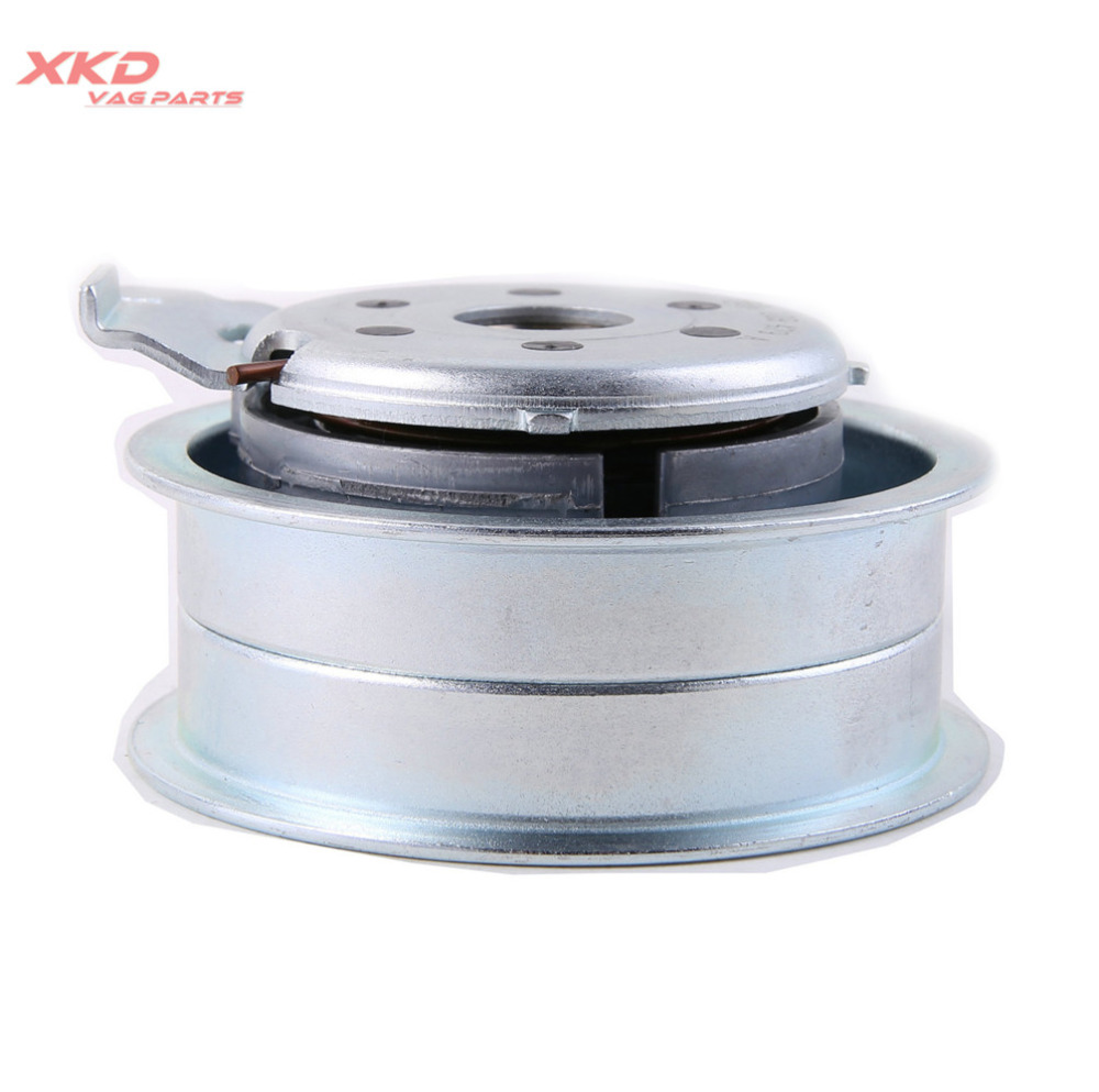 Timing Belt Tensioner Pulley For Vw Beetle Caddy Jetta Golf Passat Saturn V6 Parts Audi A3 A4 06a 109 479 A In Components From Automobiles Motorcycles On