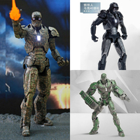For Collection 1:12 Scale Metal Diecast Iron Man MK23/25/26/30/33/38/40/42/43 Full Set Action Figure for Fans Holiday Gifts