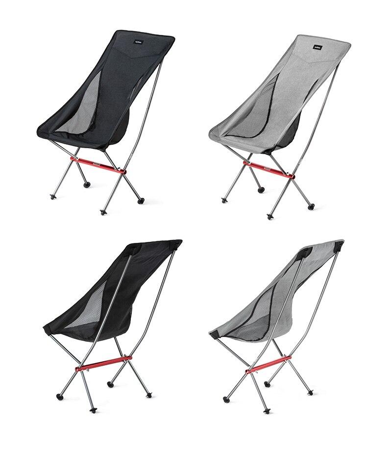 resistente dobrável cadeira de pesca de alumínio
