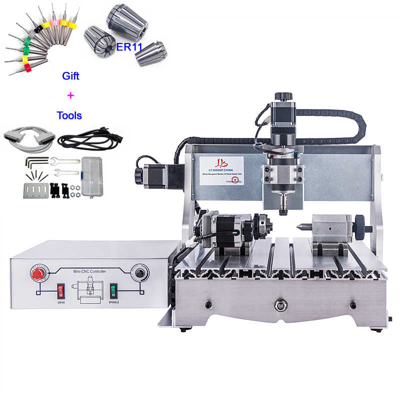 1PCS Engraving Machine high quality Spindle 300W Accessories High Precision New