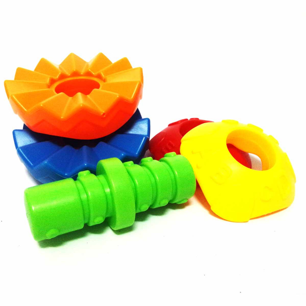 Toy Balls funny assembly educational DIY handwork 3D puzzle shape wooden Game educational girls boys kids learning children kids