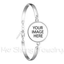 Индивидуальные браслеты на заказ фото мамы папы ребенка дедушки