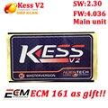 KESS V2 V2.30 Fw4.036 основной блок без Маркера Ограниченной ECU чип-тюнинг KESS V2.28 Kess Мастер только основной блок быстро доставка