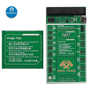 Image 5 - Phone battery repair Activation Board For iphone XS MAX X 8 8P 7 6s 6p 6 5s All in one battery Power Charging Activation Board