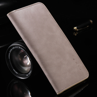 Floveme Genuine Leather Wallet Case For IPhone 8 8 Plus Phone Case Bag Magnetic Closure Luxury