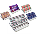 "Ethnic style stripe pattern laptop sticker notebook skin covers13""14""15""15.6"" for macbook/acer/ lenovo/hp computer accessories"