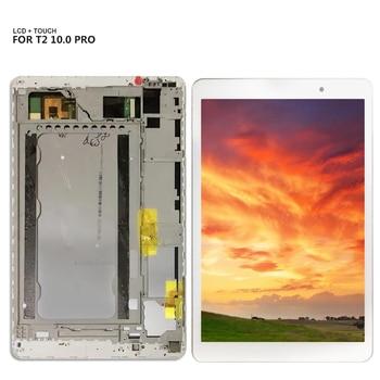สำหรับ Huawei MediaPad T2 10.0 Pro Touch Screen Digitizer จอแสดงผล Lcd + กรอบสำหรับ FDR-A01L FDR-A01W FDR-A03 LCD