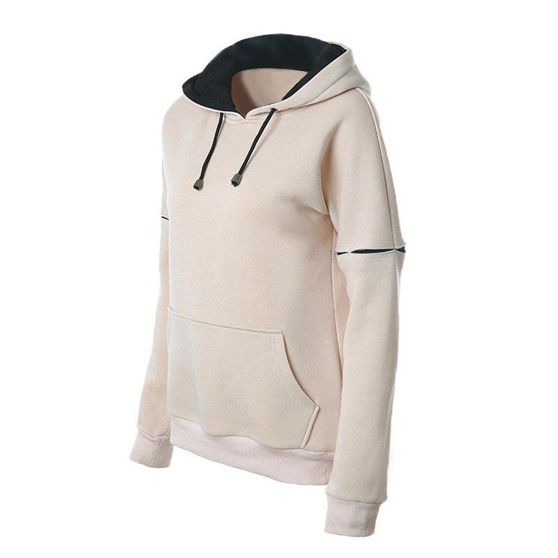 Designer Brand Woman Sweatshirt Hoodies Women Casual Outwear Hoody Pullover  Hooded Sweatshirts Female Sudaderas Mujer W718-in Hoodies   Sweatshirts from  ... 5e1d81e047c5