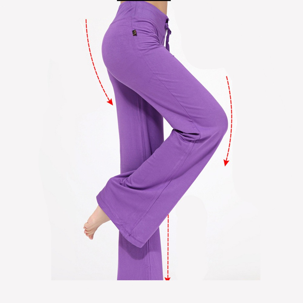 Cotton Yoga Trousers Promotion-Shop for Promotional Cotton Yoga ...