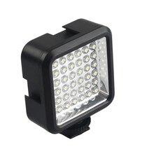Оригинал 4.2 В 4 Вт Видео Свет 36 СВЕТОДИОДНЫЕ Фонари Лампа Фотографическая Освещение 5600 К Для Canon Видеокамера мини DVR