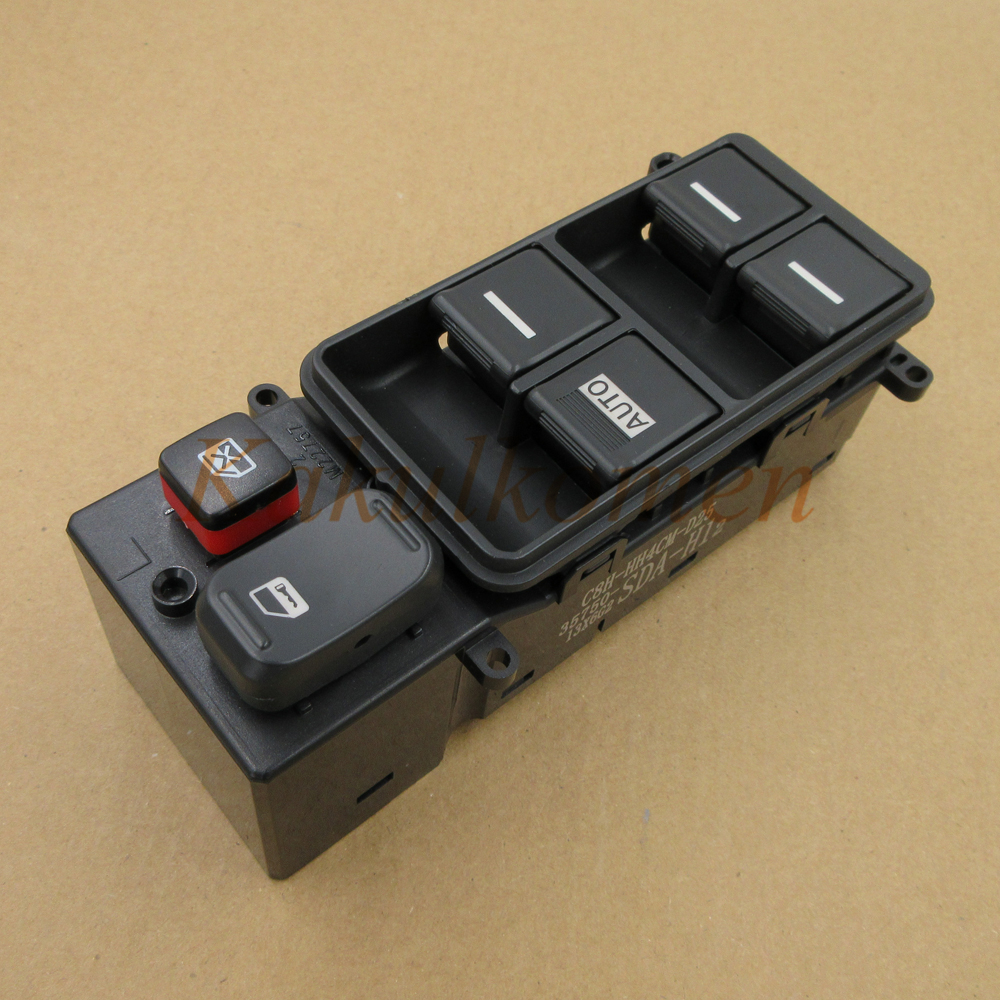 35750-SDA-305 35750SDA305 35750-SEA-G02 35750-SEA-G03 Power Window Regulator Master Switch For Honda Accord 2003-2007 икона янтарная богородица скоропослушница кян 2 305