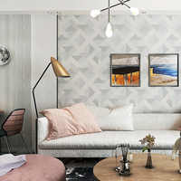 Modern Abstract Geometric Diamond Wallpaper 3d for Living Room TV Background Wall Nordic Non-woven Wall Paper Papel De Parede
